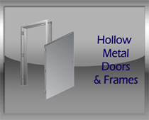 Hollow Metal Doors & Frames